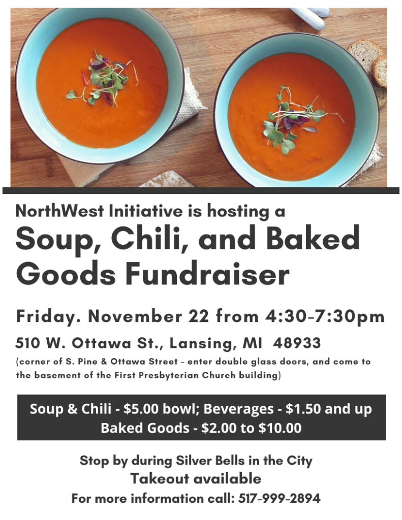 NWI soup 2019 Fundraiser flyer
